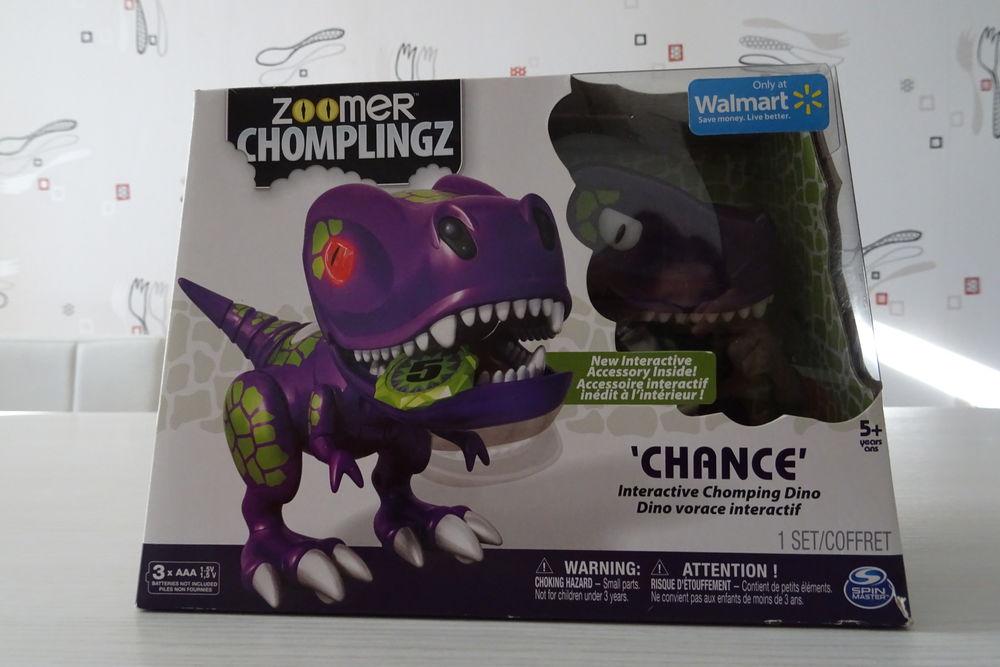 NEUF: Dinosaure interactif Zoomer Chomplingz 30 Le Mans (72)