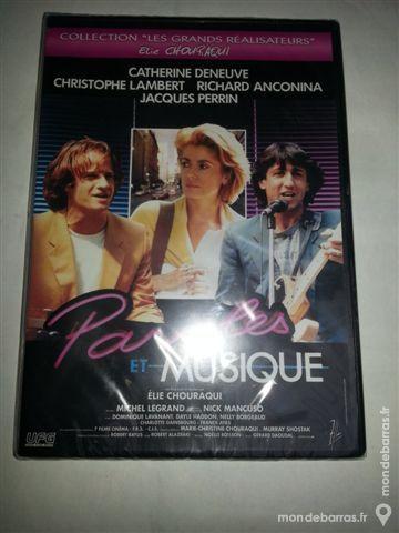 DVD neuf emballé : Paroles et Musique 6 Hellemmes Lille (59)