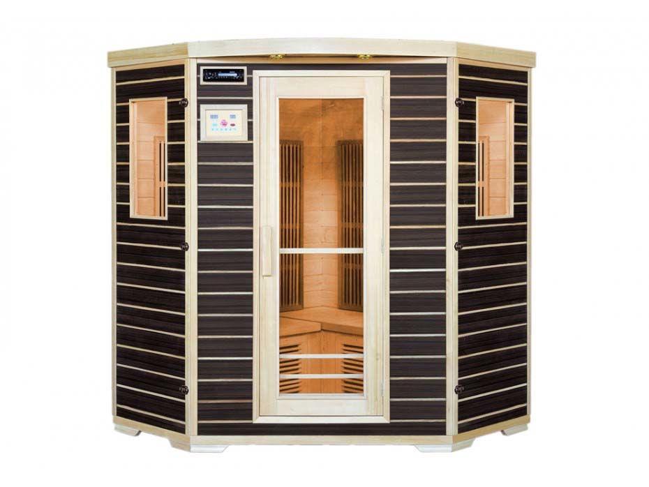 NEUF - ENCORE DANS L'EMBALLAGE -Sauna Infrarouge 4/5  places 1200 Sarlat-la-Canéda (24)