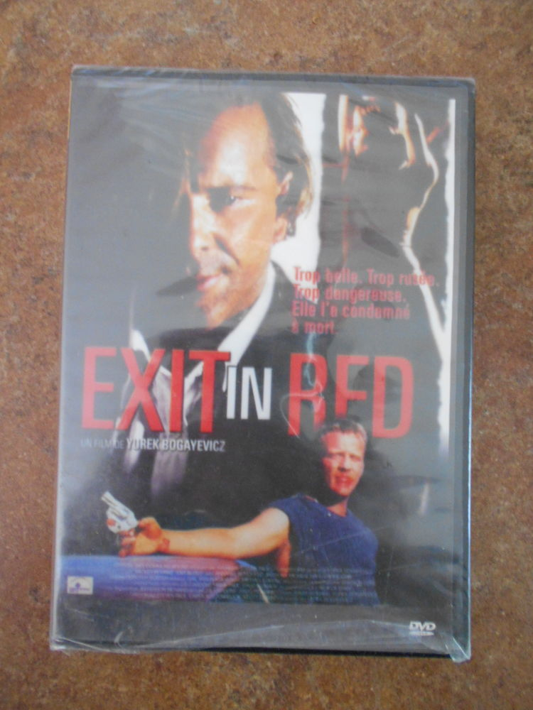 dvd neuf Exit in Red 2 Ludres (54)
