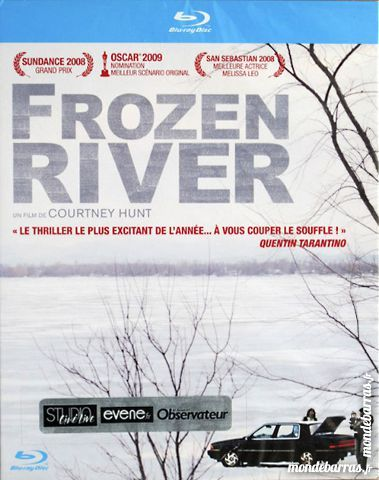 Blu Ray neuf: FROZEN RIVER 6 Le Perreux-sur-Marne (94)