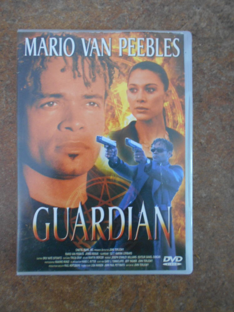 dvd neuf Guardian 2 Ludres (54)