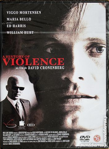 DVD neuf: A HISTORY of VIOLENCE (Cronemberg) 4 Le Perreux-sur-Marne (94)