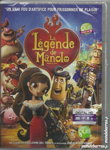 DVD  NEUF LA LEGENDE DE MANOLO 12 Saint-Denis-en-Val (45)