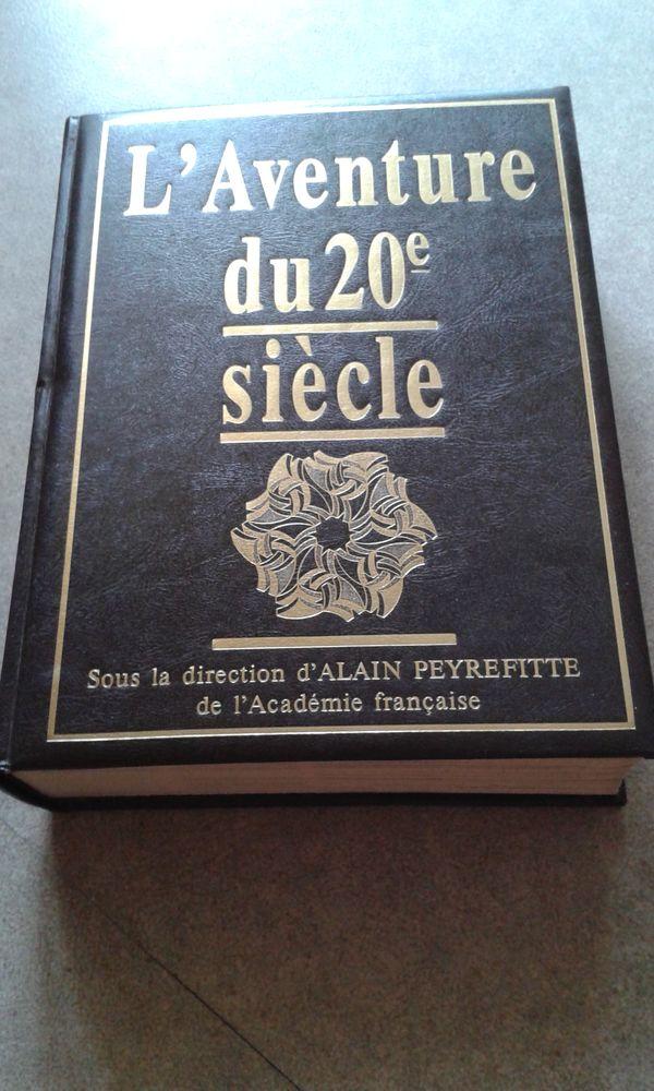 Neuf, livre l'aventure du 20ème siècle,dernier prix  20 Saint-Dizier (52)