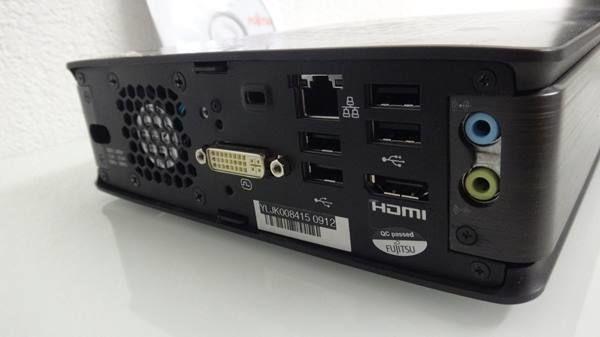 NEUF - Un mini PC élégant ESPRIMO Q510 Matériel informatique