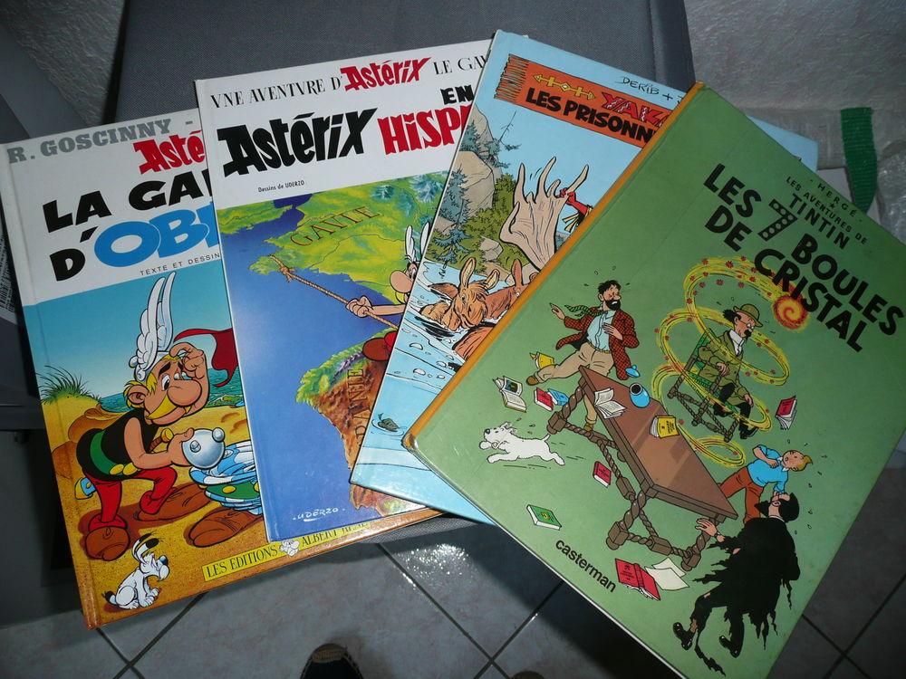 Lot de 4 BD  3 Neuf -1 Occasion Tintin 12 Bordeaux (33)