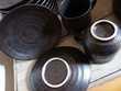 Neuf : service à thé complet en grès Cuisine