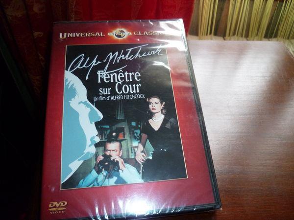 dvd neuf sous blister FENETRE SUR COUR 5 Saint-Quentin (02)