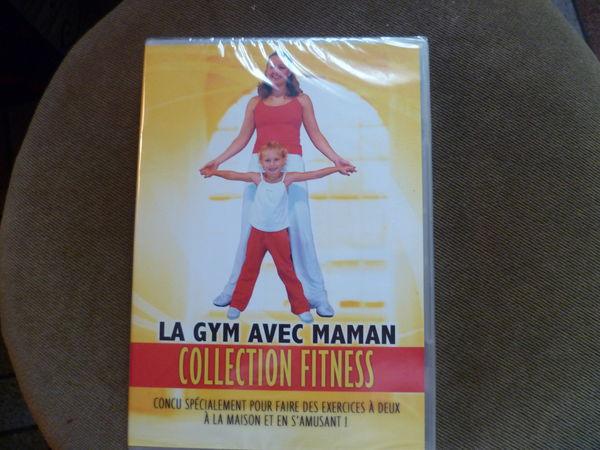 DVD NEUF SOUS BLISTER LA GYM AVEC MAMAN COLLECTION FITNESS 10 Saint-Quentin (02)