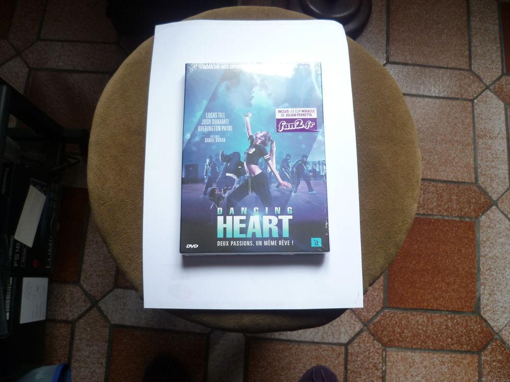 dvd neuf sous blister DANCING HEART 7 Saint-Quentin (02)