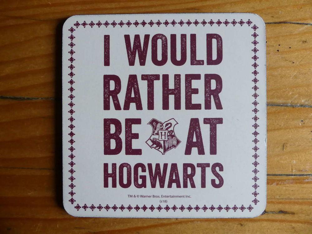 Neuf : sous-bock Harry Potter 3 Strasbourg (67)