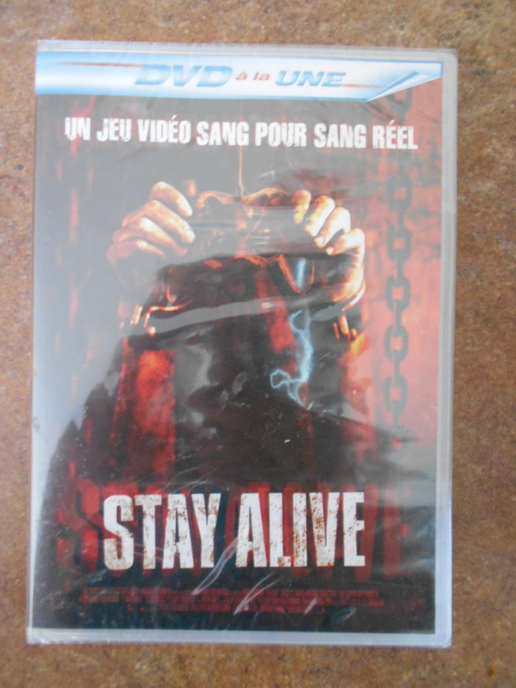 dvd neuf stay alive 4 Ludres (54)
