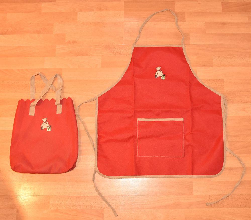 NEUF. Tablier et son petit sac pour enfant. NEUF 6 Gujan-Mestras (33)