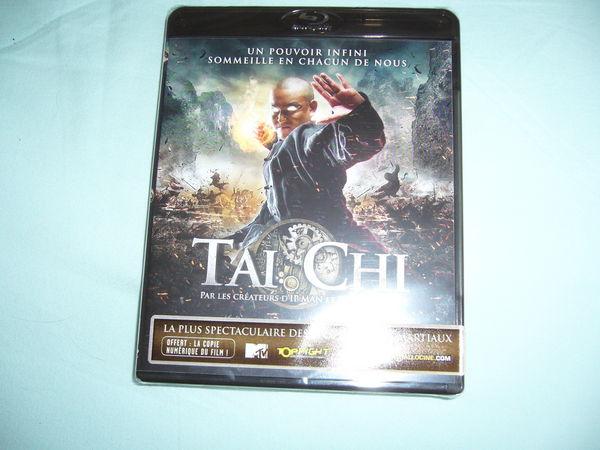 Blu-ray Taï Chi (Neuf) 19 Ardoix (07)