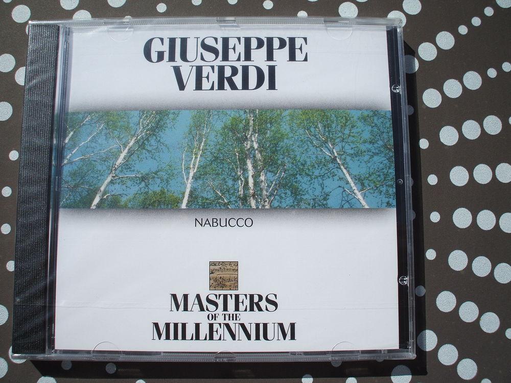 CD NEUFS JAMAIS OUVERTS MASTERS OF THE MILLENNIUM 1999 5 Aubagne (13)