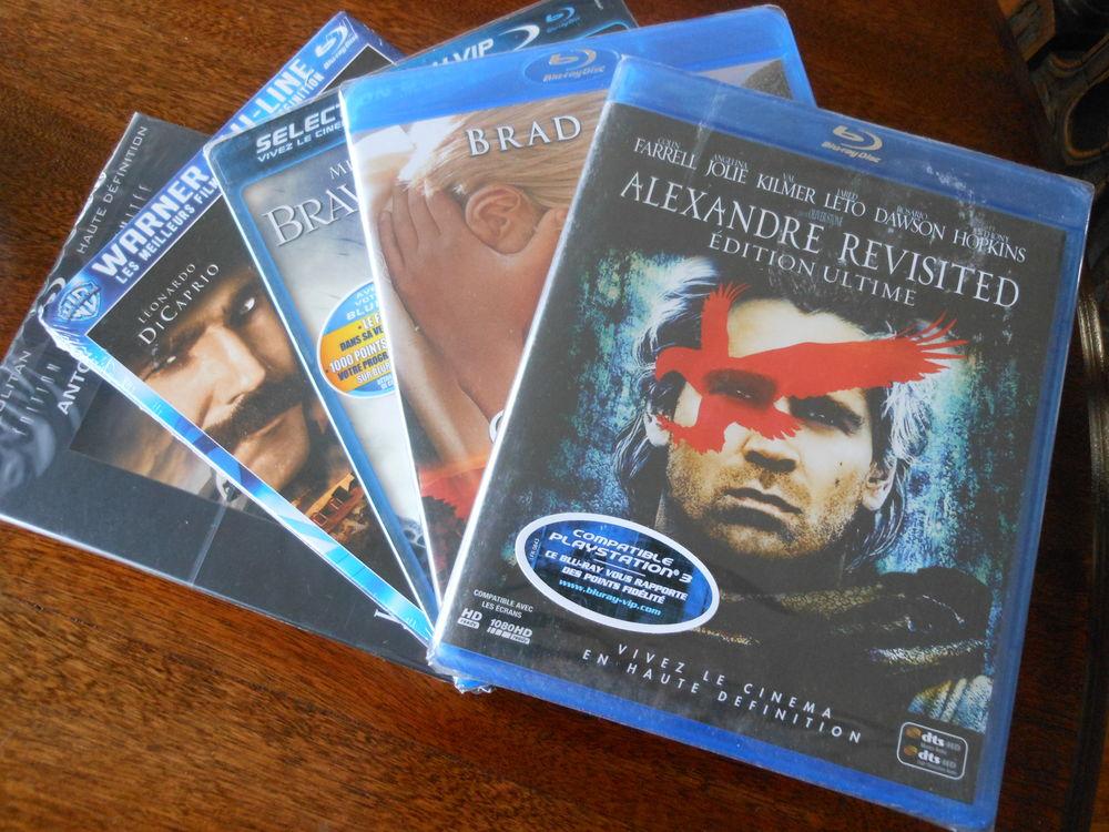 5 DVD Blu-Ray neufs ! 19 Maisons-Laffitte (78)
