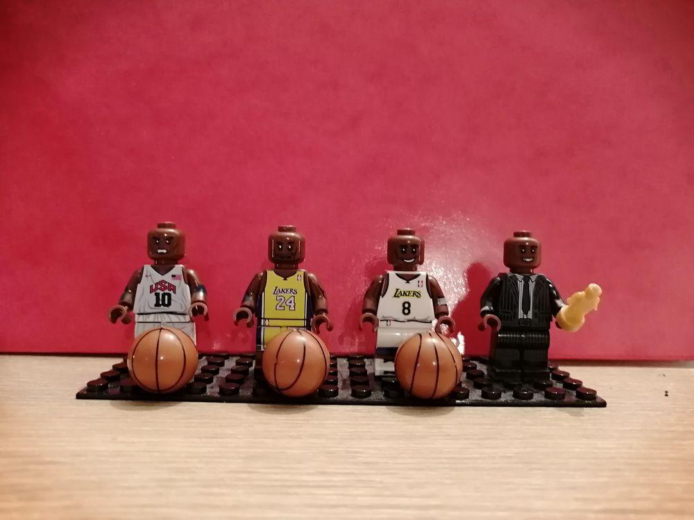 Neuves. Figurines NBA Basketball. Joueurs All Star 4 Noisy-le-Grand (93)