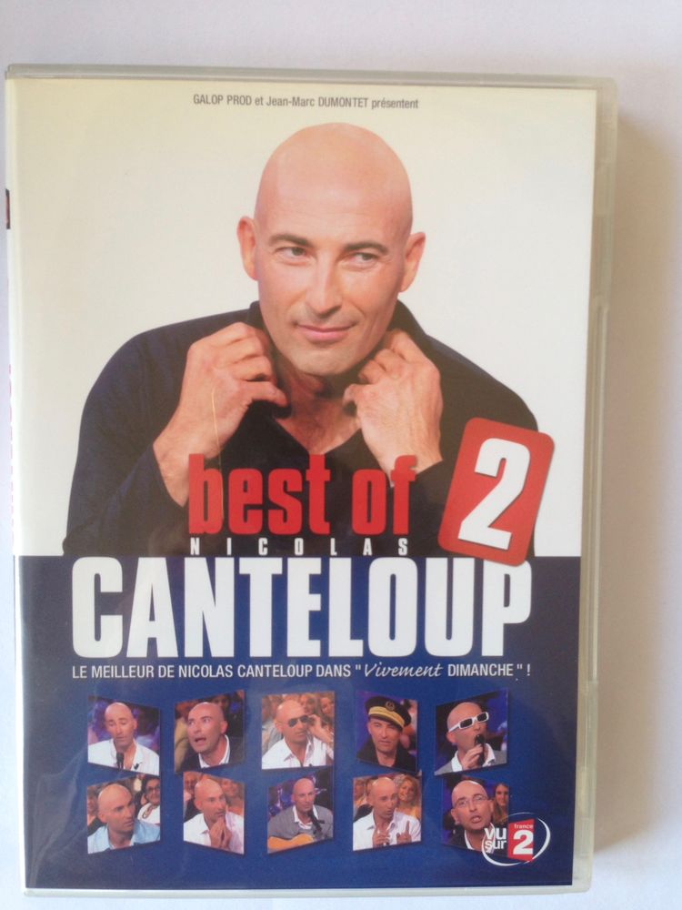 NICOLAS CANTELOUP - BEST 2 4 Levallois-Perret (92)