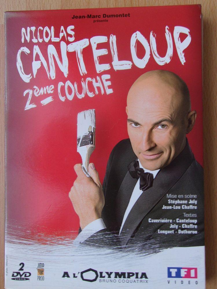 DVD NICOLAS CANTELOUP à l'OLYMPIA 7 Béthencourt-sur-Mer (80)