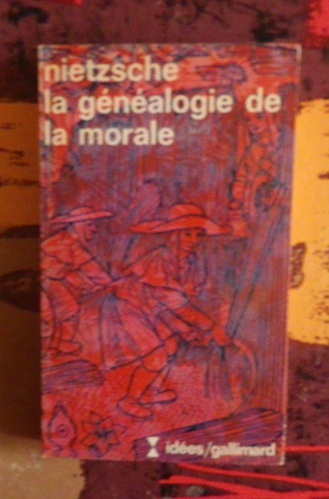 NIETZSCHE : LA GENEALOGIE DE LA MORALE 2 Attainville (95)