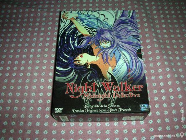 Night walker, manga 9 Thiais (94)