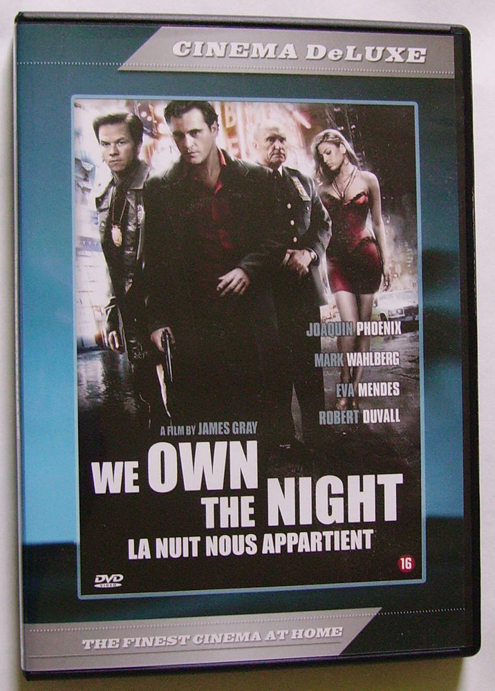 DVD We own the night 3 Lille (59)
