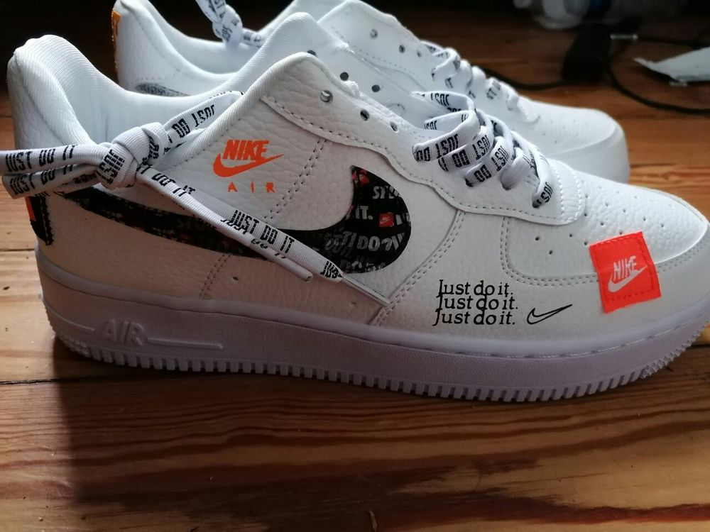 Nike air force 1 just do it 150 Strasbourg (67)