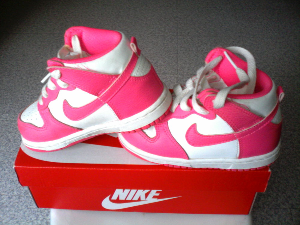 chaussures nike montante enfant