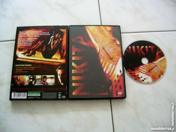 DVD NIKITA - Luc Besson 8 Nantes (44)