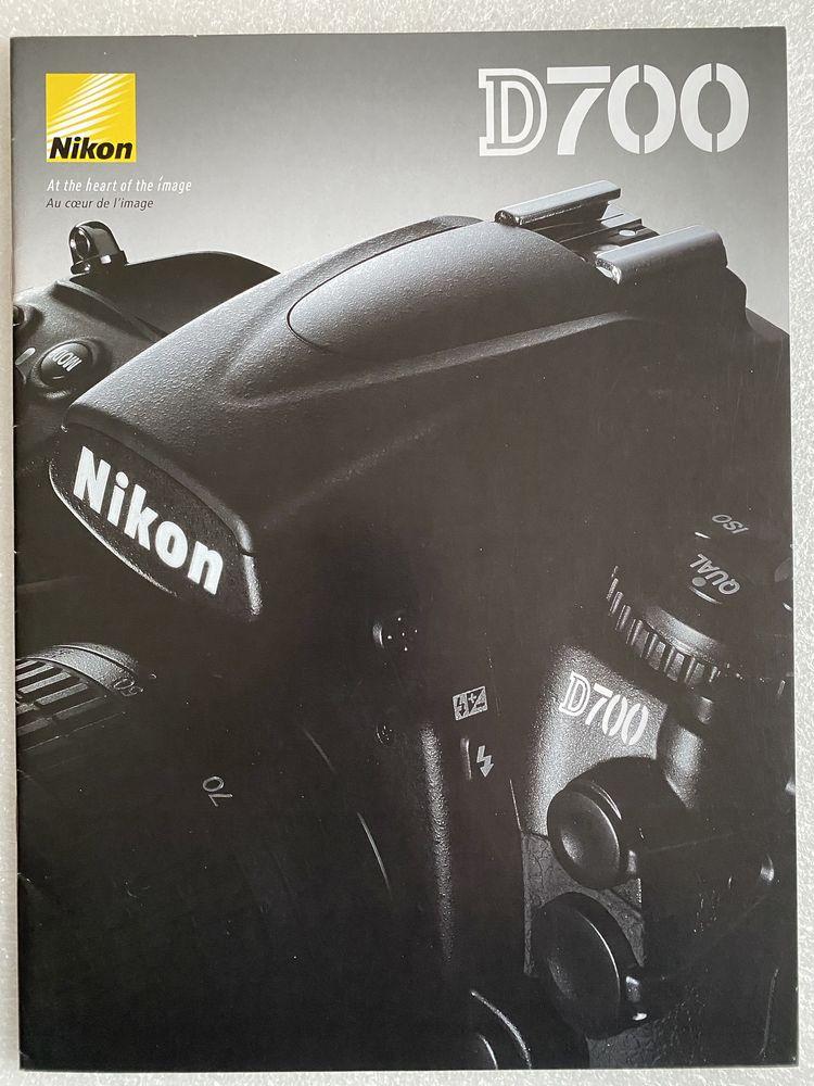NIKON D700 brochure en français 10 Joué-lès-Tours (37)