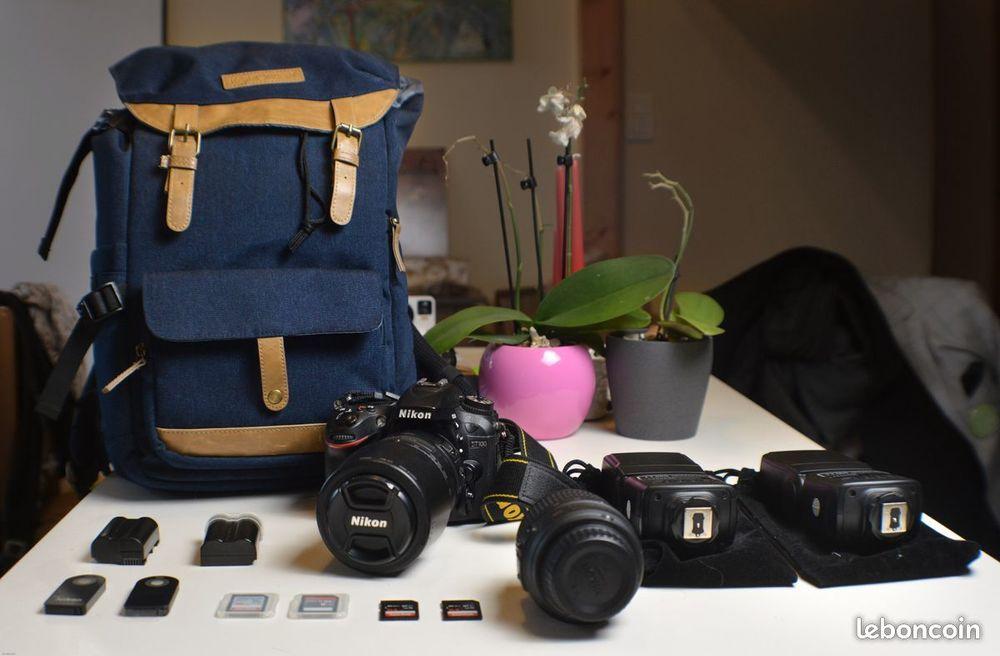 Nikon d7100 + Objectifs et accessoires. 900 Lyon 3 (69)
