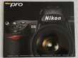 Nikon pro Extra -D3 -D300- Objectifs -Brochure 2007