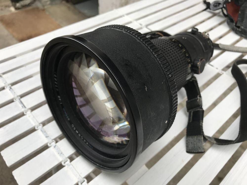 NIKON série NIKKOR 300 mm 2.8 AIS 995 Besançon (25)