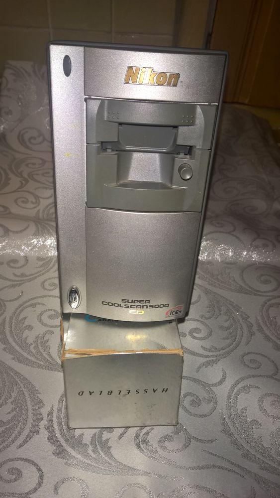 Nikon Super coolscan 5000 ED pour numériser diapositives  1450 Saint-Maurice-sur-Eygues (26)