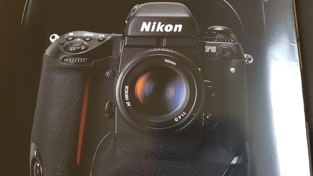 NIKON F5 Photos/Video/TV