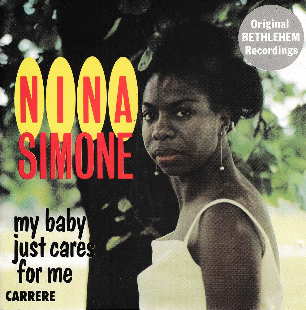 CD    Nina Simone    My Baby Just Cares For Me  (12 Titres) 5 Bagnolet (93)