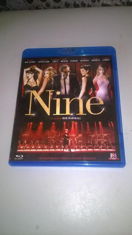 Dvd Blu ray Nine 2009 Excellent etat Français Guido Cont 10 Talange (57)
