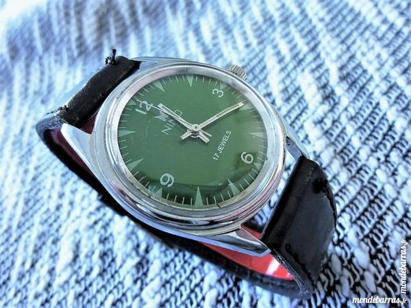 NINO montre Suisse homme 1980 NIN0010 Bijoux et montres