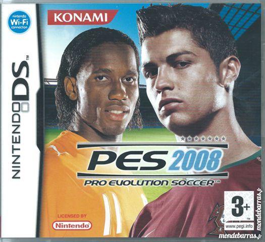 Jeu Nintendo DS  PES 2008  (26) 20 Tours (37)