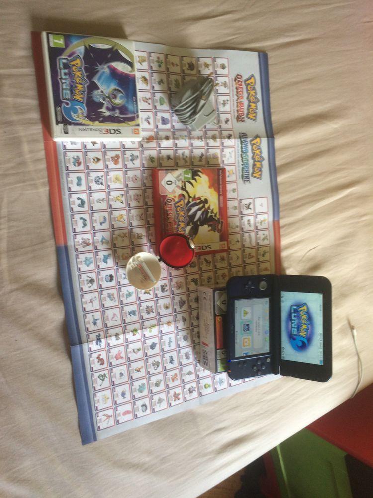 New Nintendo 3DS Xl bleue métallique   Jeux 130 Paris 19 (75)