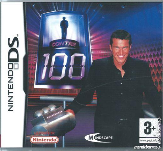 Jeu Nintendo DS  Un contre cent  (26) 20 Tours (37)