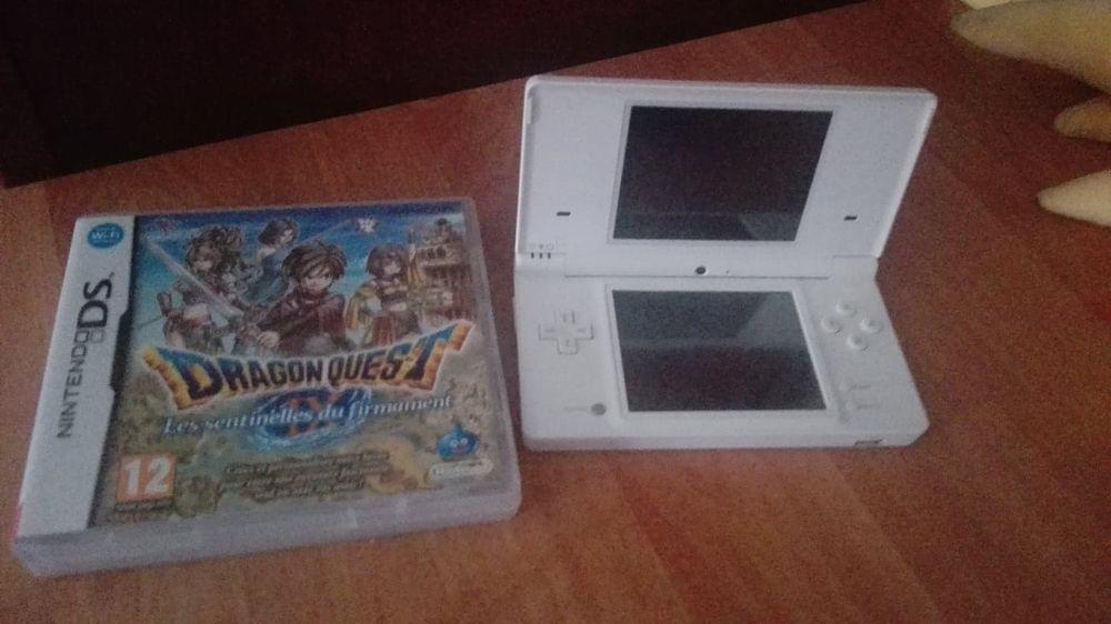 Nintendo ds + Dragon Quest IX 45 Valenciennes (59)