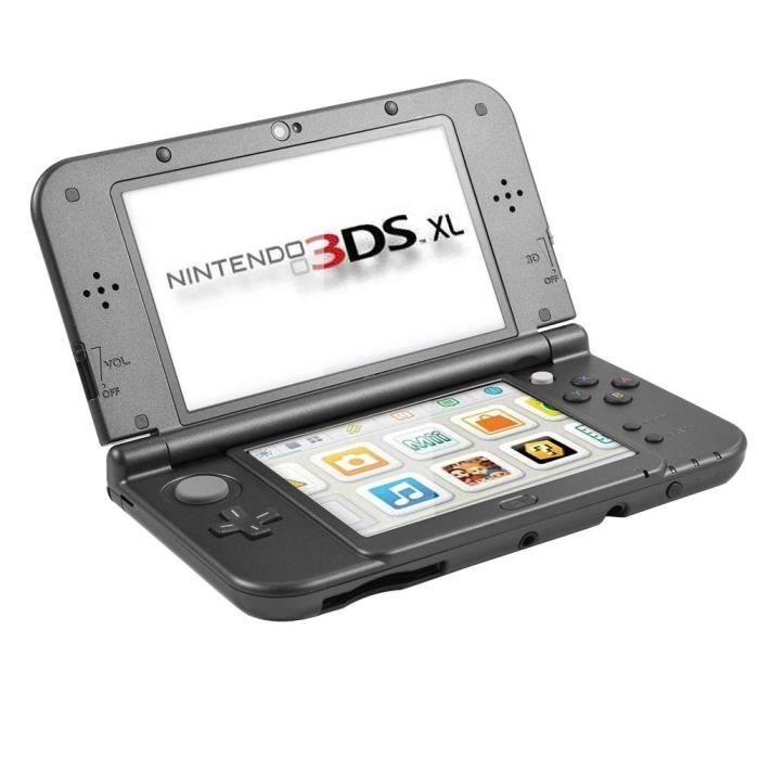 Nintendo 3DS XL + Jeux + Étui 150 Charenton-le-Pont (94)