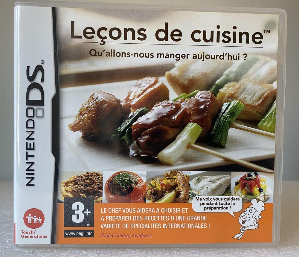 Jeu Nintendo DS  Leçons de Cuisine : Qu'allons Nous Manger  8 Joué-lès-Tours (37)