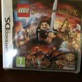 Jeu Nintendo DS Légo le seigneur des anneaux Neuf, 0 Charnay (69)