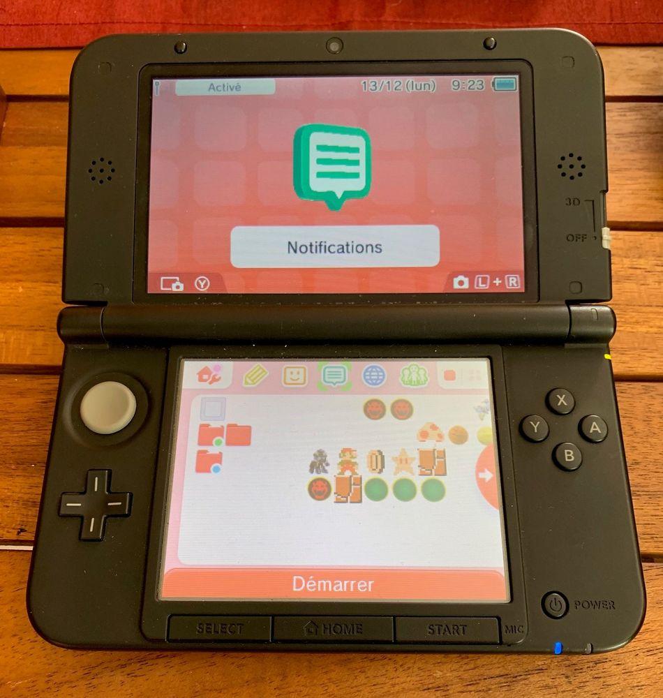 NINTENDO 3DS XL ROUGE 100 Baie-Mahault (97)