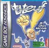 Jeu Nintendo DS/GBA «Titeuf, Ze Gag Machine» (26) 5 Tours (37)