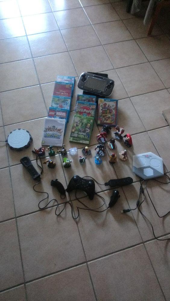 Nintendo Wii U 32 go 220 La Bâtie-Neuve (05)