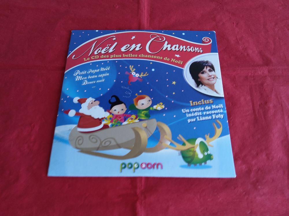 CD NOEL EN CHANSONS  2 Saint-Etienne (42)